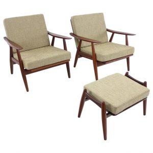 Classic Danish Mid Century Modern Furniture Lookmodern Portland