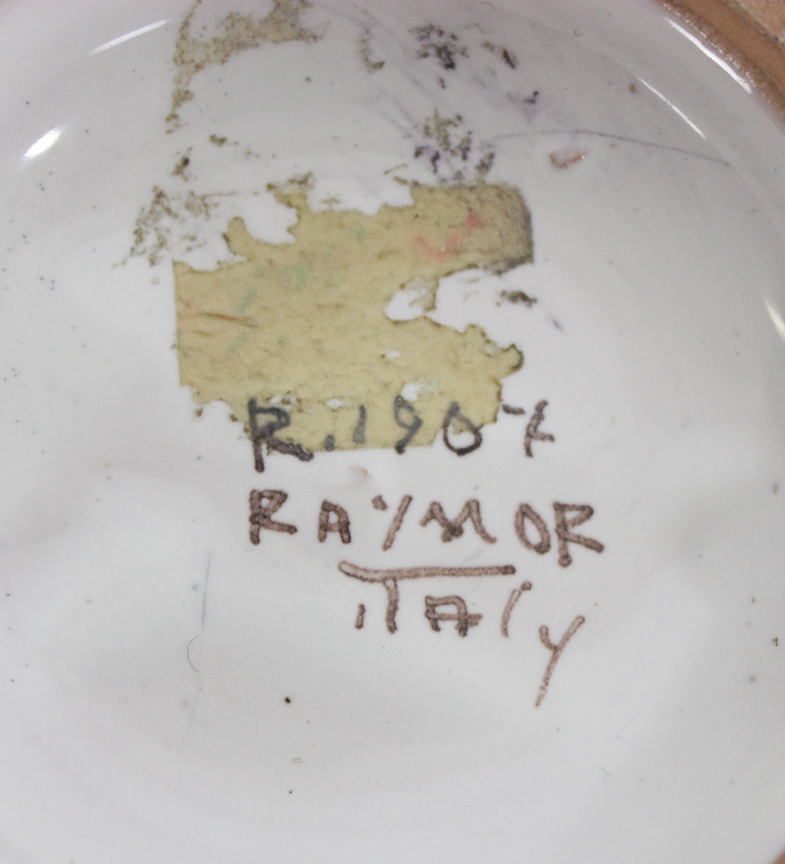 Ceramic Vase by Alvino Bagni for Raymor - Lookmodern